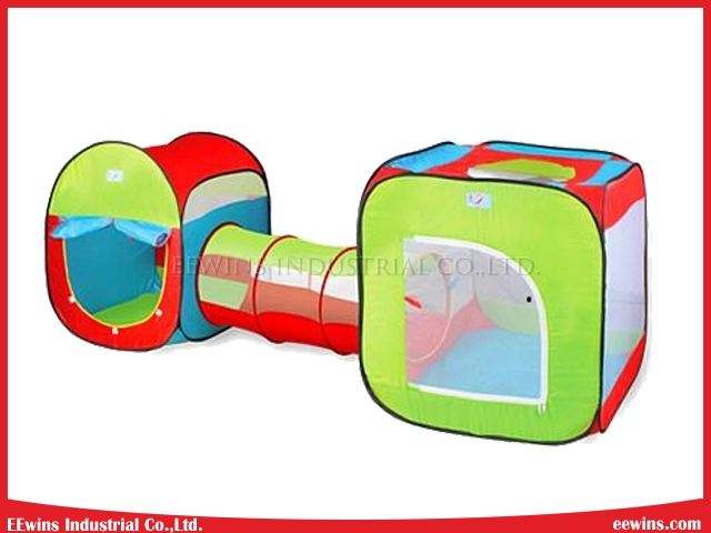 Outdoor Game Play Tunnel Tents for Kids
