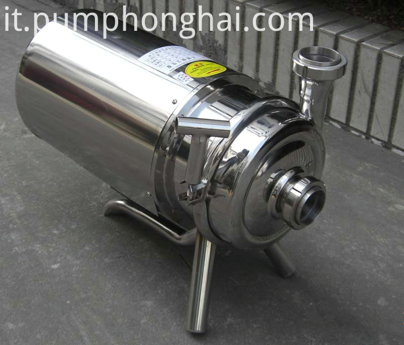 BAW series steel centrifugal pump