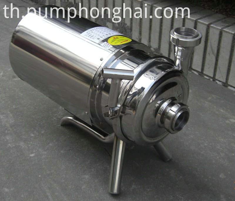 BAW series small volume ss304 pump