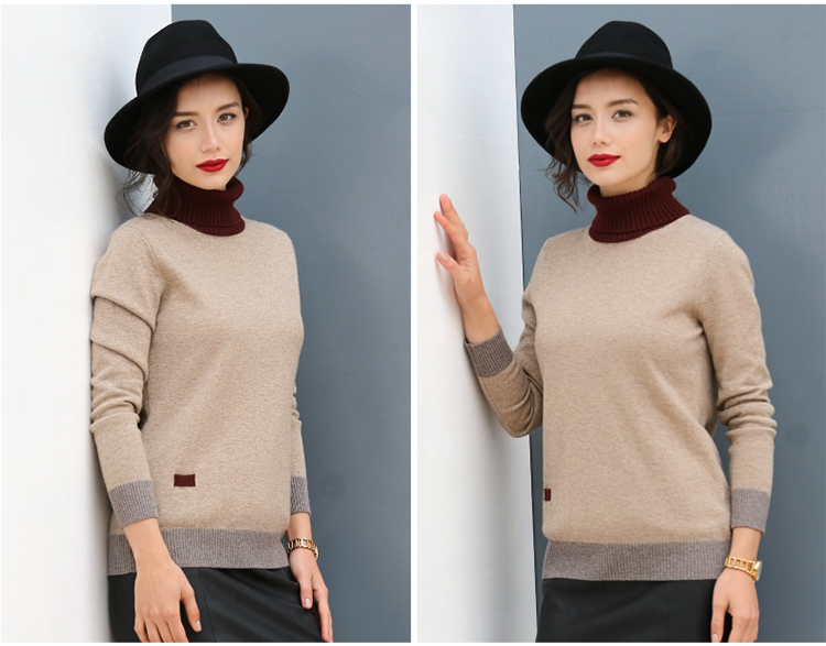 New Style Women's 100% Cashmere Sweater Apparel Pullover