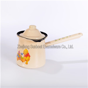 725ml Heat Preservation Coffee Kettle/Pot with Printing