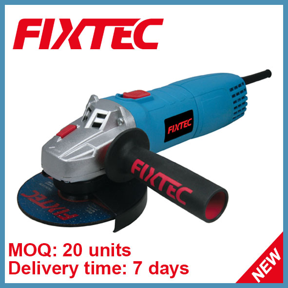 Fixtec Power Tools 900W 125mm Electric Angle Grinder