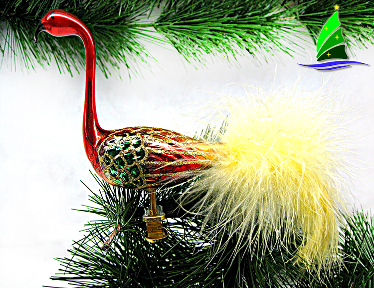hot sale glass ornament