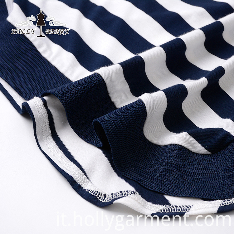 Striped Custom Sweatshirt