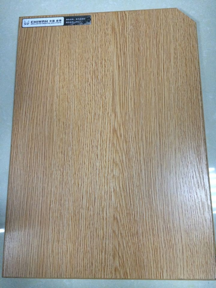 4' X 8 'melammine Face MDF Panel for Kitchen Cabinets