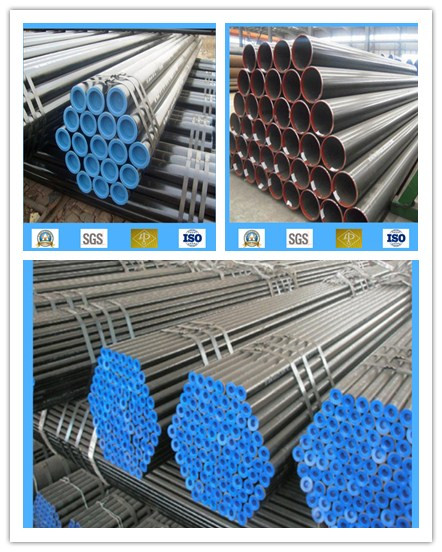 Structure Pipes/Seamless Steel Pipes/Carbon Steel Pipes