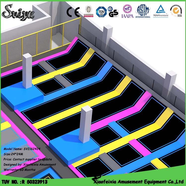 Hot Sell Indoor Trampoline Park for Sale (4442C)