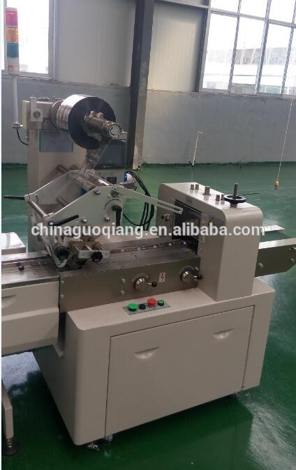 automatic pillow packing line