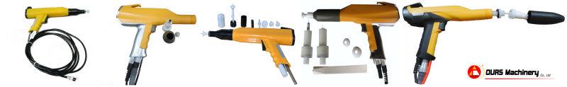 Nordson Powder Coating/ Spray Guns