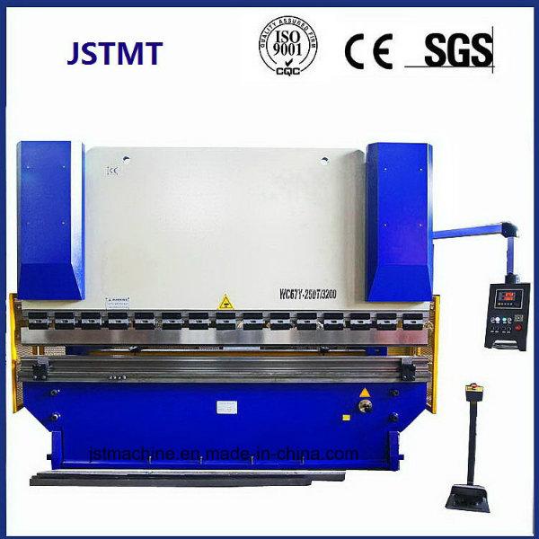 Hydraulic Sheet Metal Bending Machine (WC67Y-100T 2500)