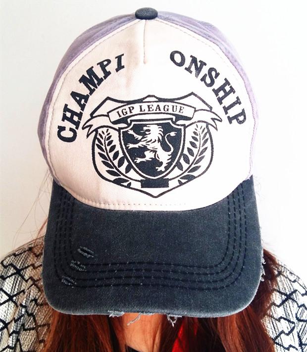 Printing Cap Sports Cap Leisure Cap Baseball Cap Trucker Hat City Fashion Cap