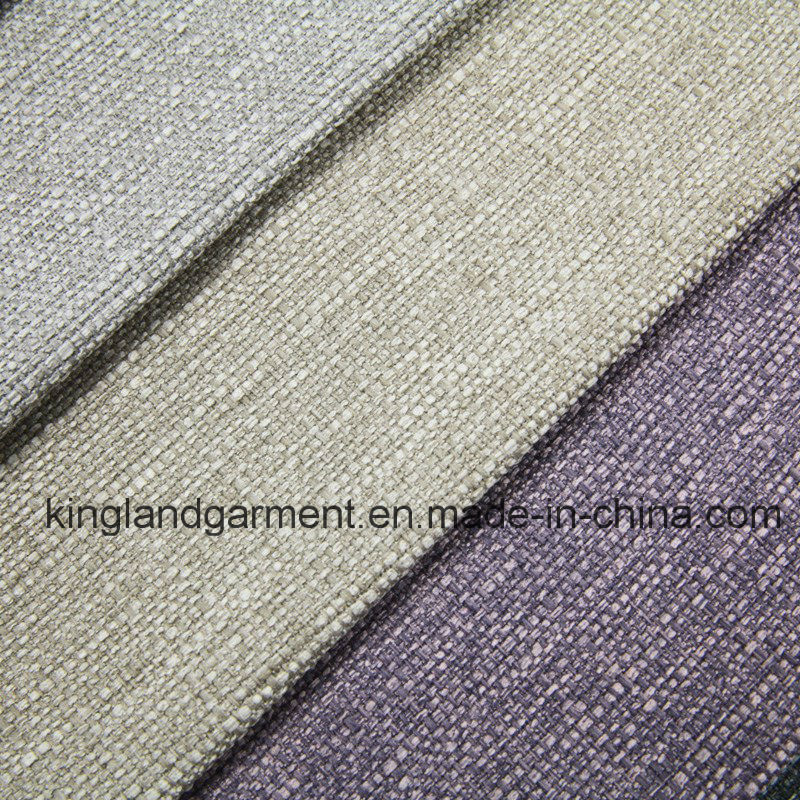 Polyester Home Textile Inherently Fire/Flame Retardant Fireproof Sofa Fabric