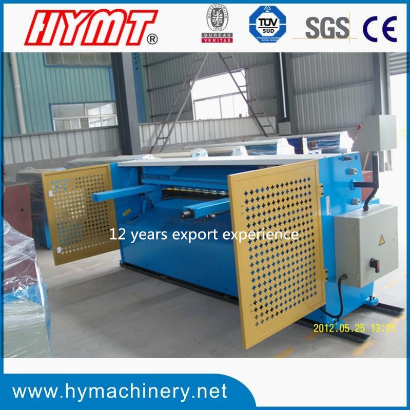 Qh11d-2.5X1300 High Precision Steel Plate Cutting Machine/guillotine shearing machine