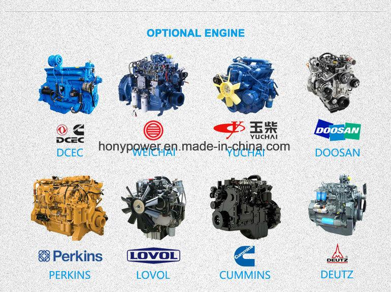 10kVA Generator with Yangdong Engine