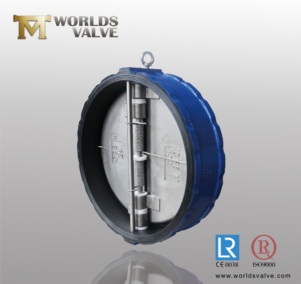 Rubber Lining Wafer Check Valve (WDS)