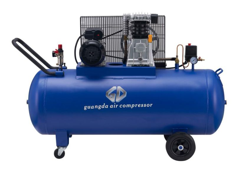 2.5kw 3.5HP 200L 8bar Italy Type Air Compressor (GHE2065)