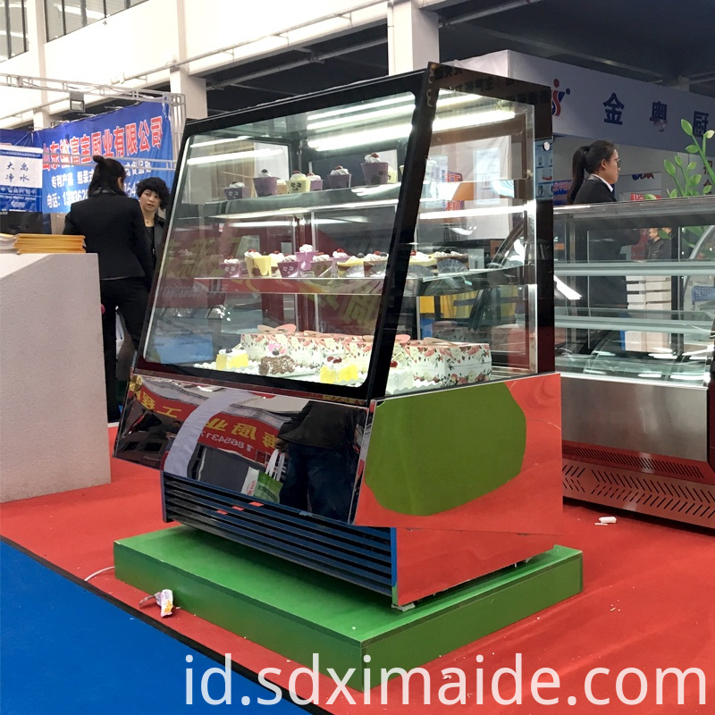 Display Refrigerator Showcase