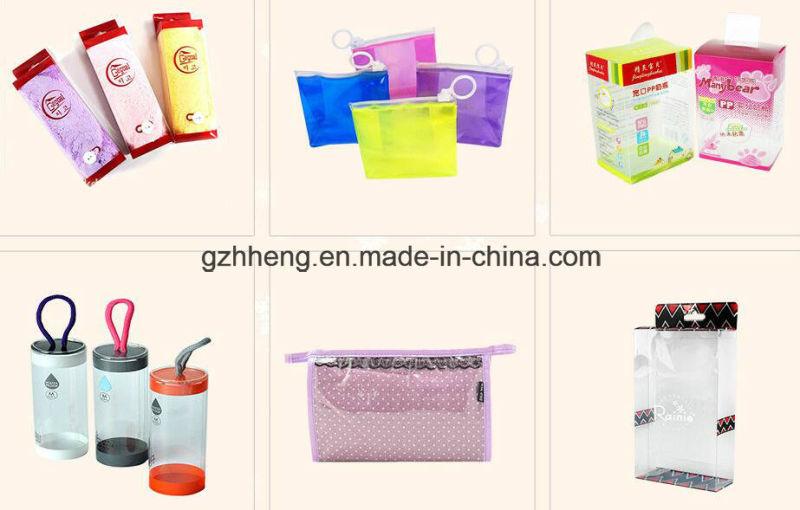 Custom Plastic Packaging Folding Printing Boxes (PVC 009)