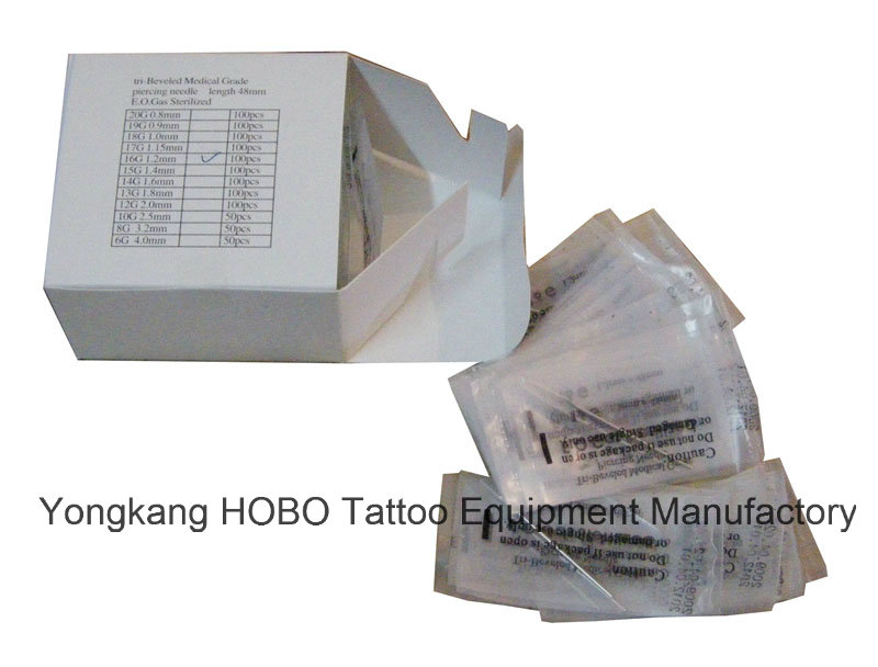 High Quality Body Art Tattoo Piercing Tools & Piercing Tool Kits