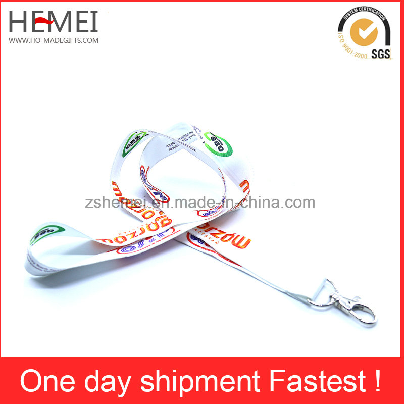Lanyard Mobile Phone Rope Buckle Plastic Work Card Lanyard Custom