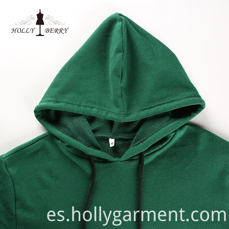 Hooded pullover Women