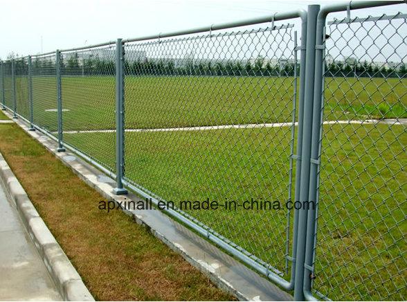 Football/Bastekball Playground Fence