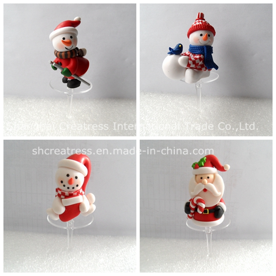 Manufacture Various Model Double Layer Christmas Party Decorations with High Class Certificates