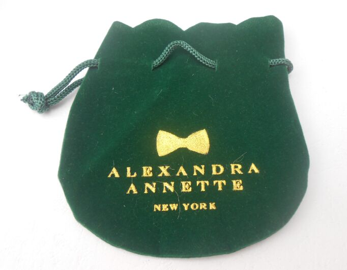 Environmental Protection Decoration Bag with Logos / Words (GZHY-dB-001)