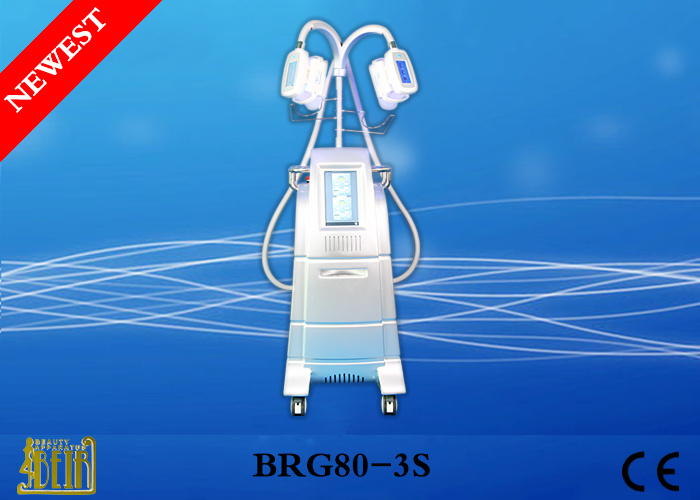 Non Invasive Cryolipolysis Machine for Fat Dissolving with Latest Cryo Handle