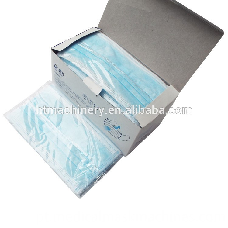 Medical Nonwoven Face Mask Making Machine