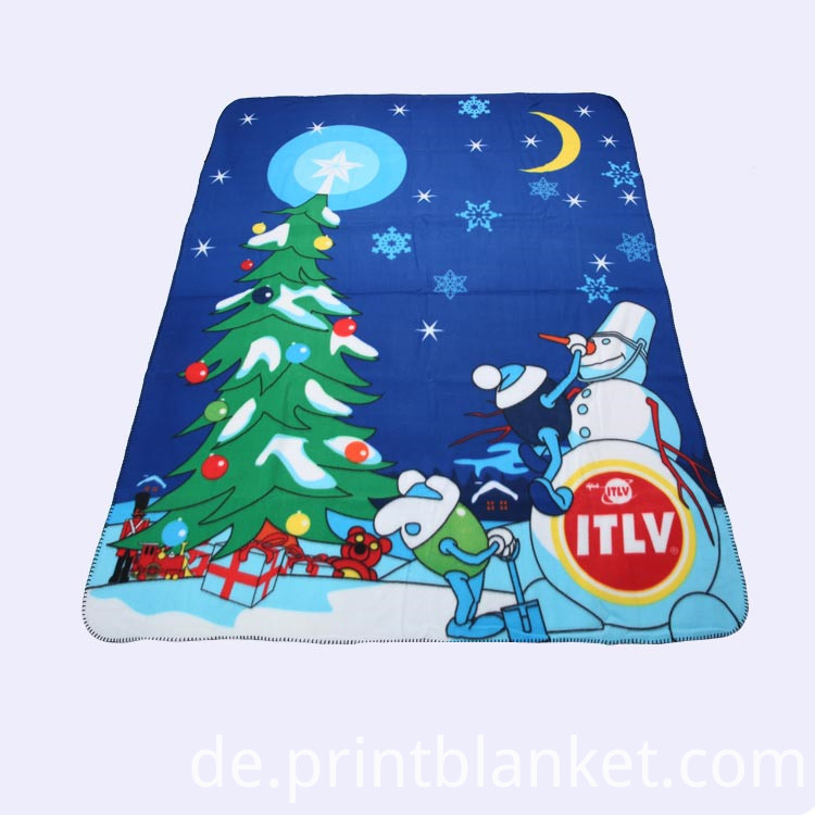 POLR FLEECE BLANKET