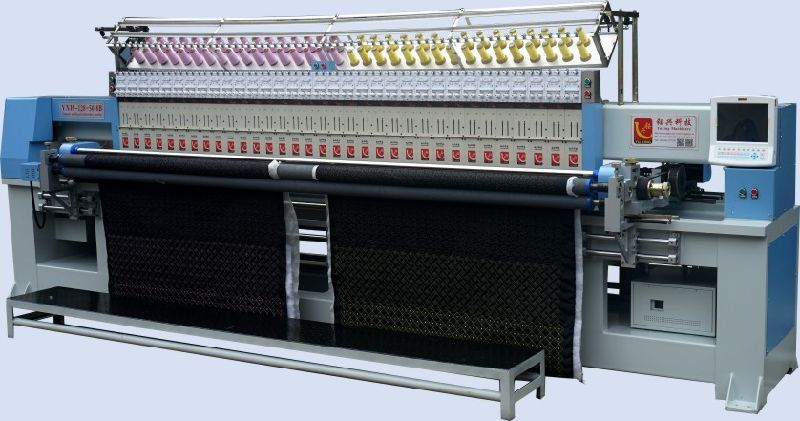 Computerized High Speed 25 Heads Embroidery Quilting Machine