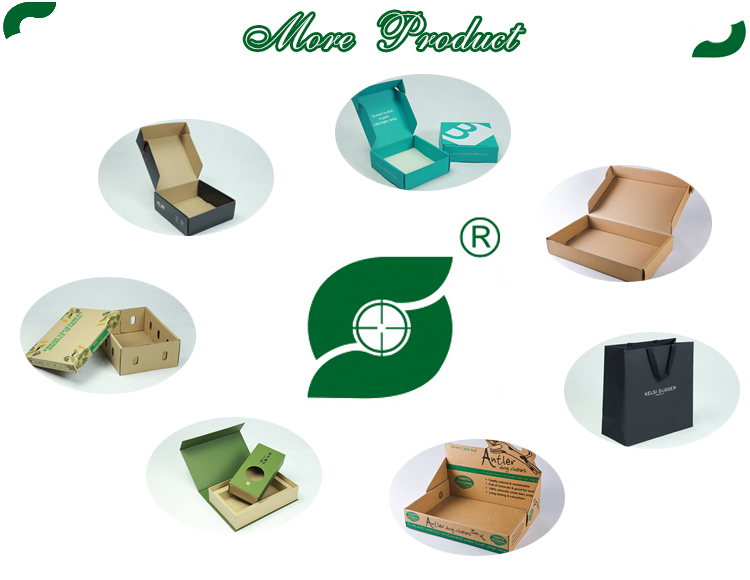 Color Printing Packaging Box