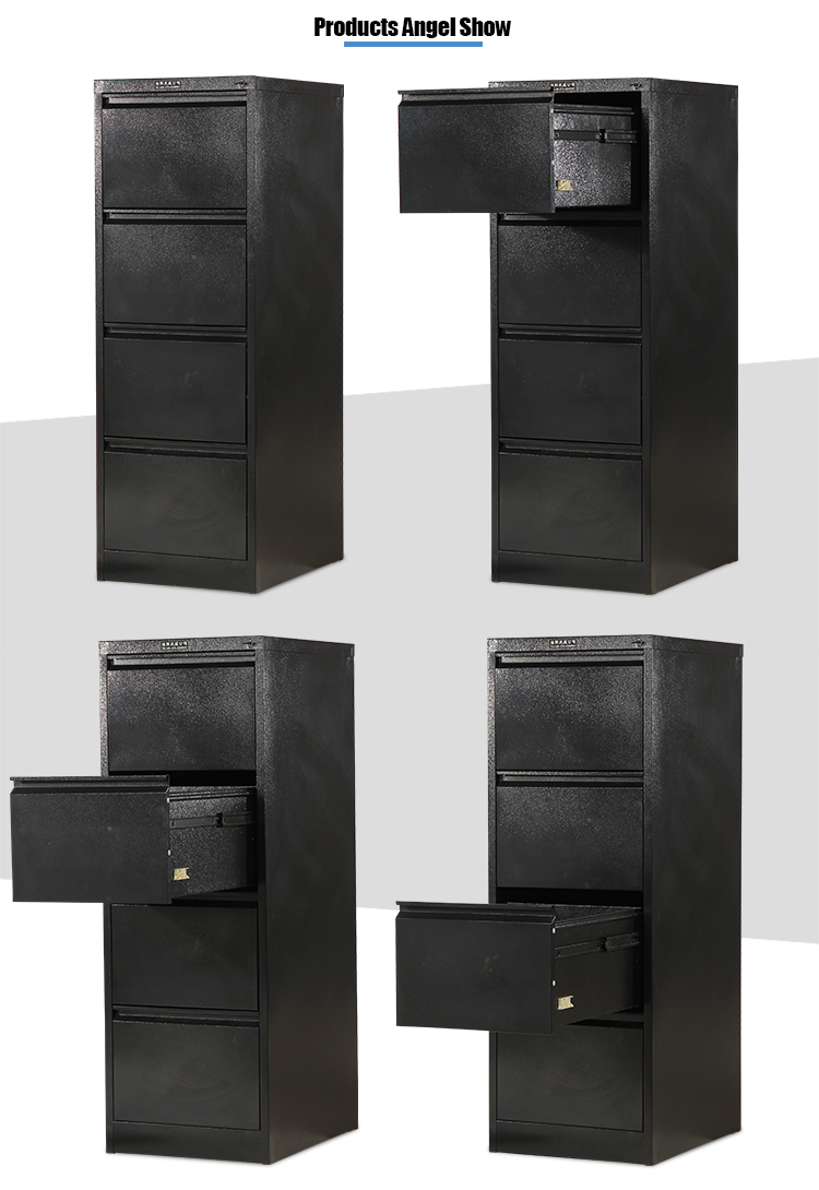 Four Drawers Filing Cabinet