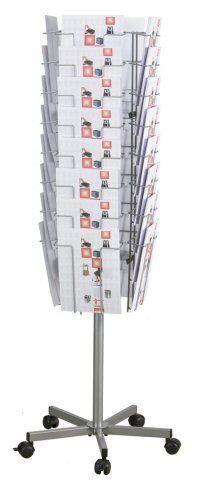 Twinco A4 Agenda 32-Compartment Literature Display