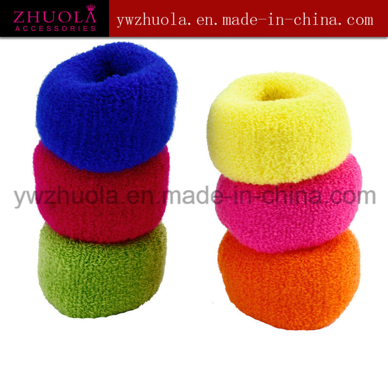 Colorful Cotton Wristband Headband