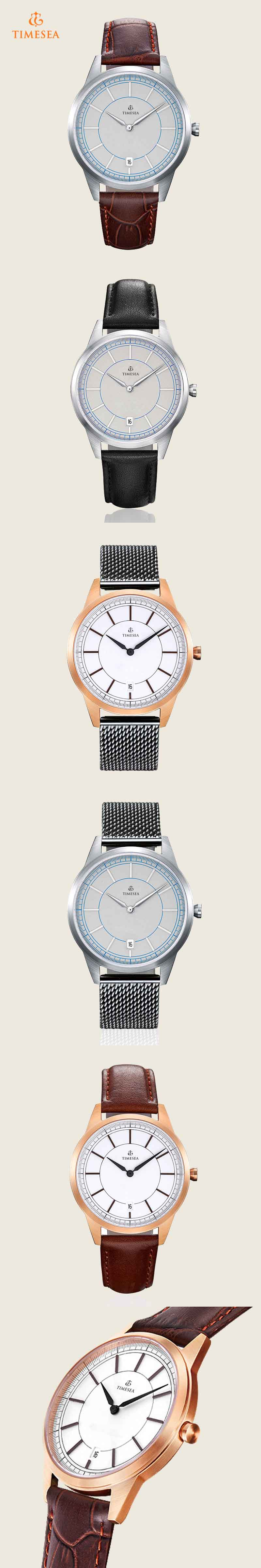 Classic Design and High Quality Wristwatch for Men 72317