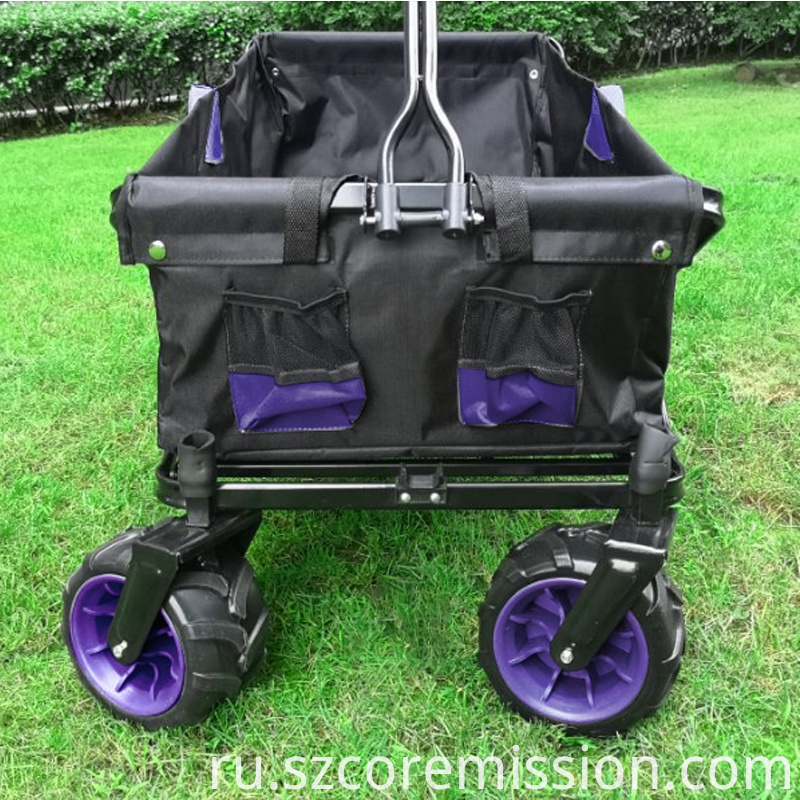 Foldable Beach Cart