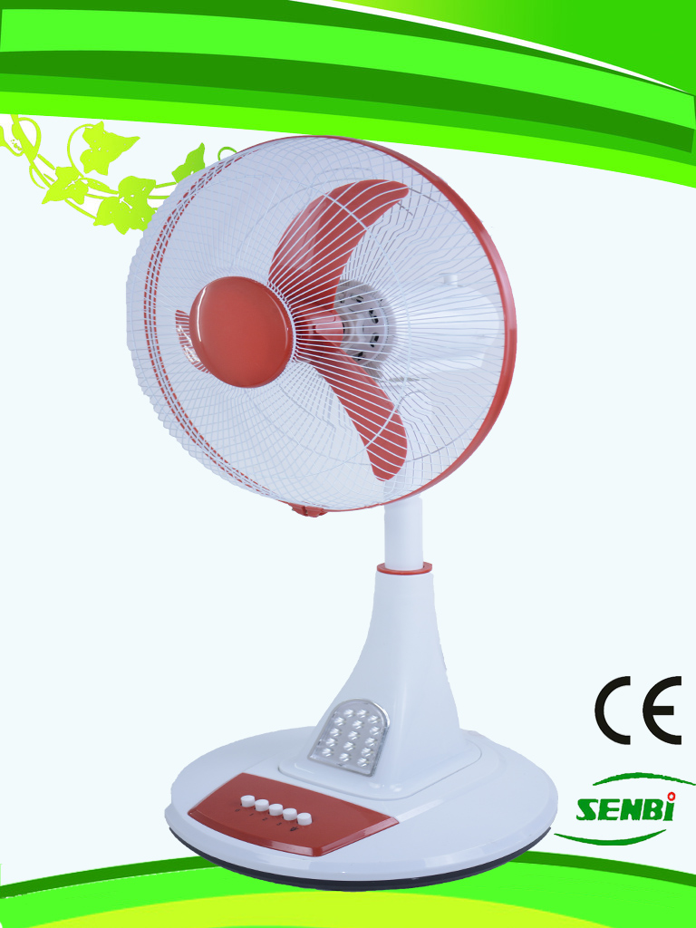 16 Inches AC110V Table-Stand Fan Solar Fan (SB-ST-AC16A)