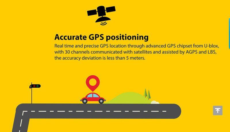 M558 Motorcycle GPS Tracker GPS Online Location Tracker