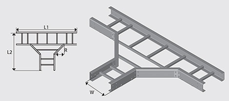 FRP Cable Trays//Building Material//Fiberglass Cable Bridge