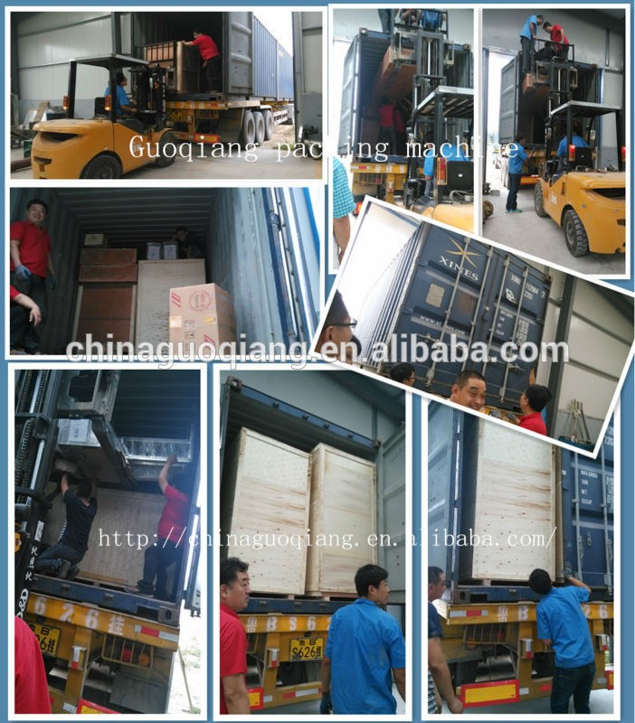 nitrogen packaging machine delivery