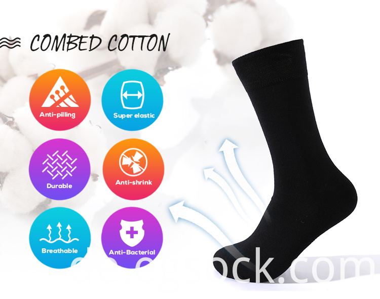 Black Official Four Season Wear Socks