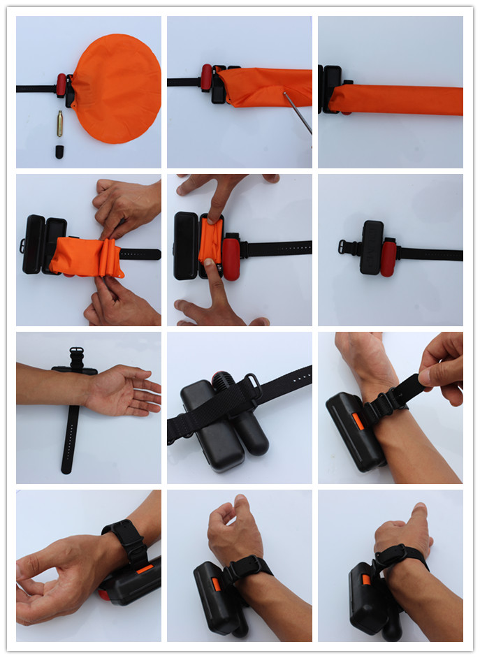 Ipump Lifesaving Survival Wristband