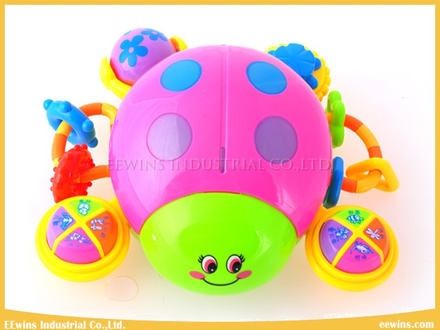 Electric Running Toys with Electronic Music for Baby