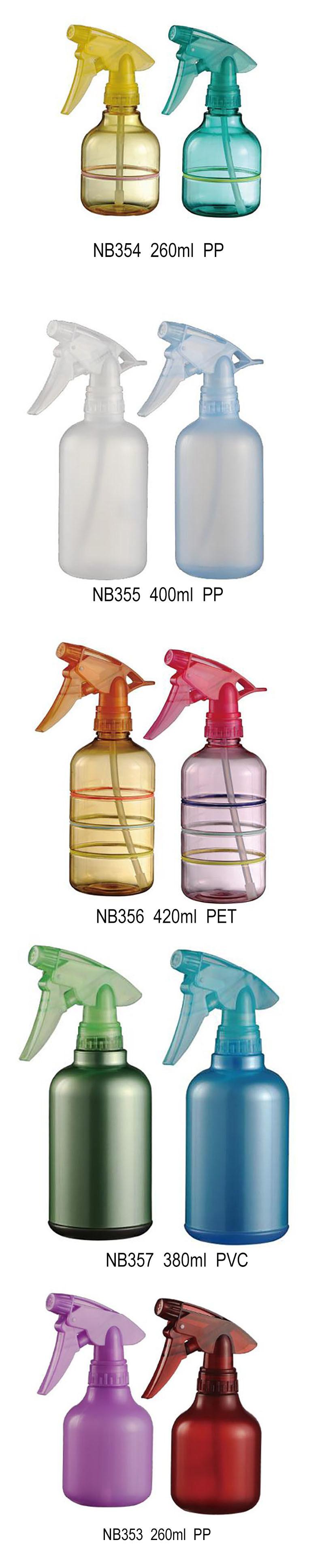 Plastic Trigger Sprayer Bottle for Garden (NB353)
