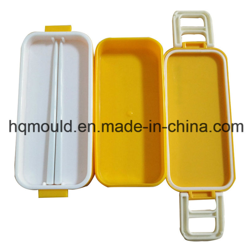 Plastic Injection Mould for Plastic Lunch Container
