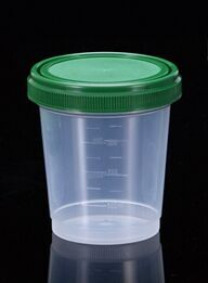 FDA Registered 500ml Histology Specimen Containers