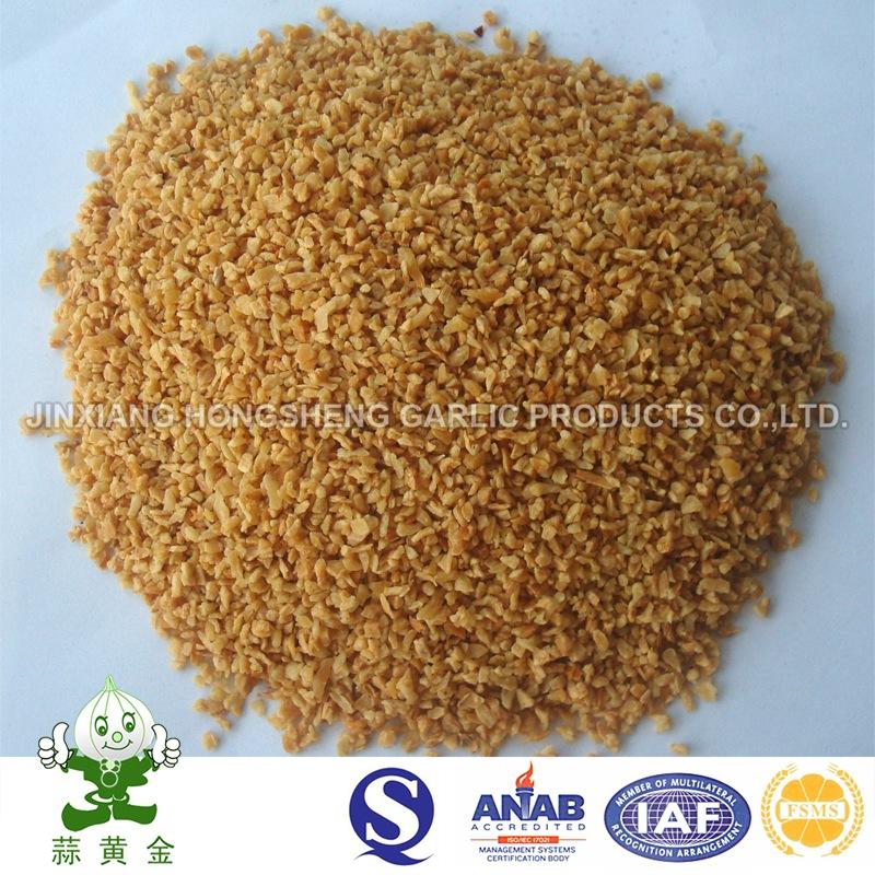 Hot Sales Jinxiang Fried Garlic Granules Crop