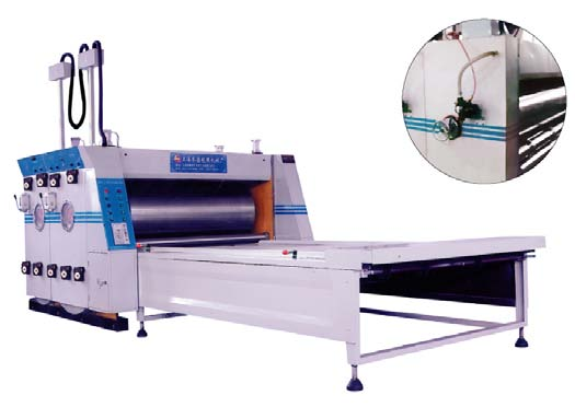 Zsy Electrical Image Positioning Water Printing and Sub Pressing Machine